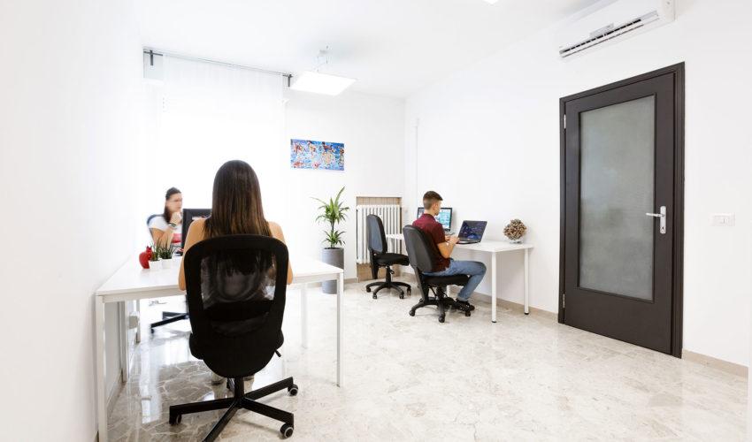 Uffici condivisi