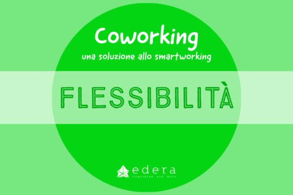 flessibilità coworking